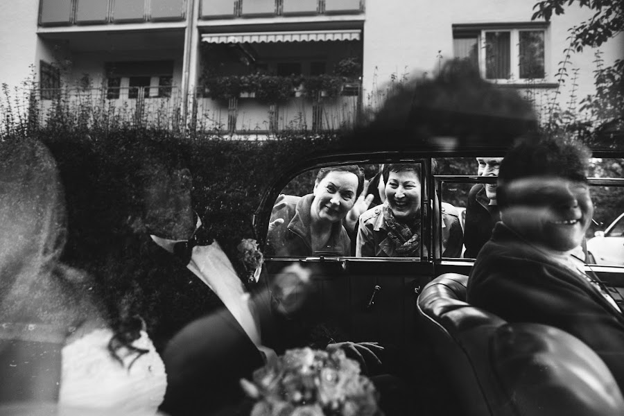 Wedding photographer Vladimir Propp (VladimirPropp). Photo of 10.03.2015