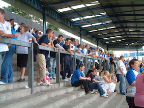 Photo: 08/08/06 v Wycombe Wanderers (FL2) 1-2 - contributed by Martin Wray
