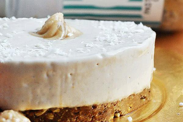 Torta de Banana Fit sem Glúten e Lactose