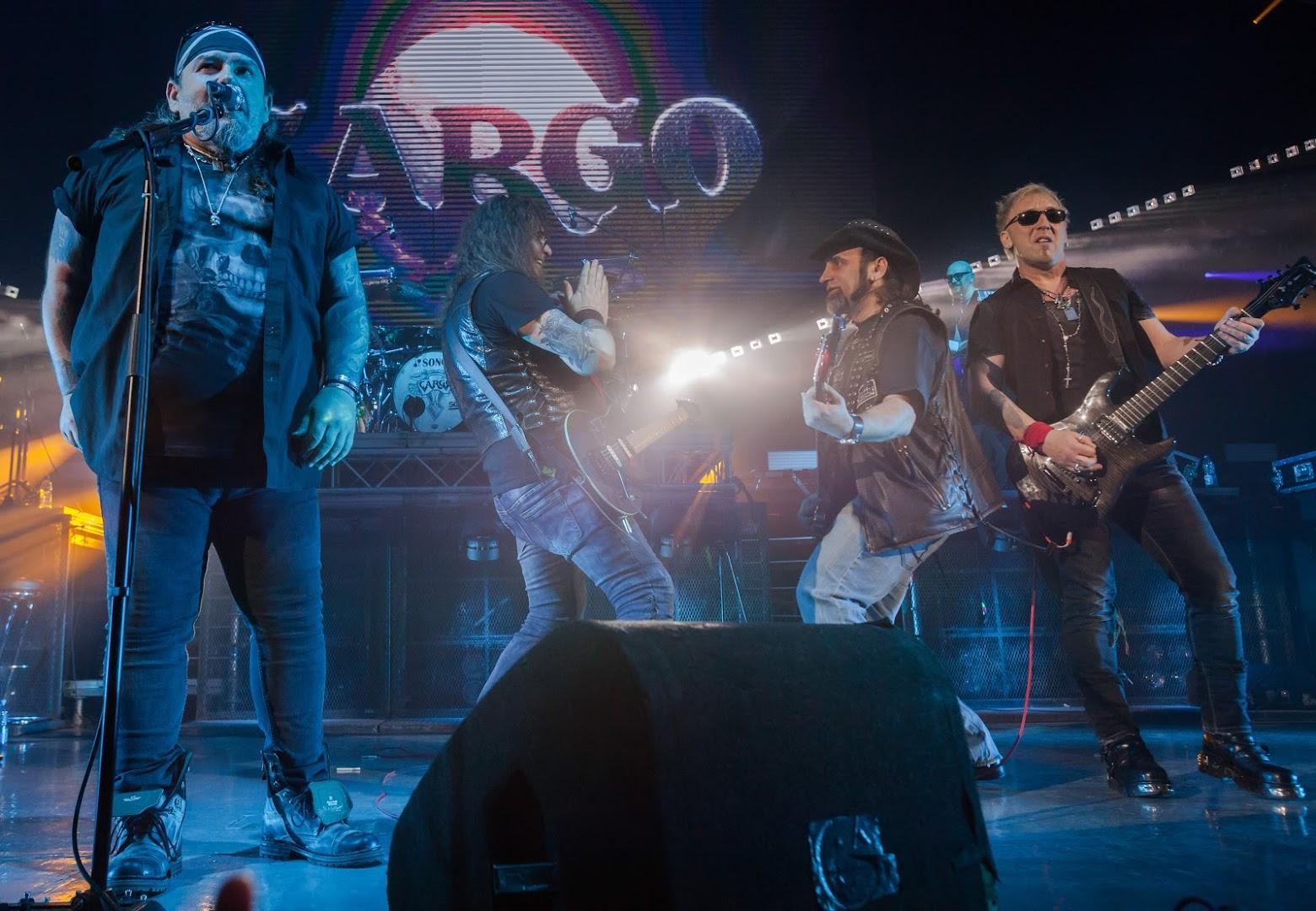 Cargo, Revolver (Sala Palatului, Bucureşti)