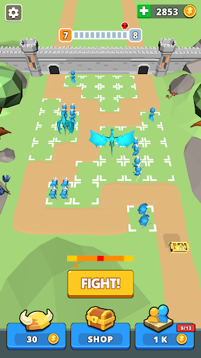 Tiny Battle 1.19 screenshots 3