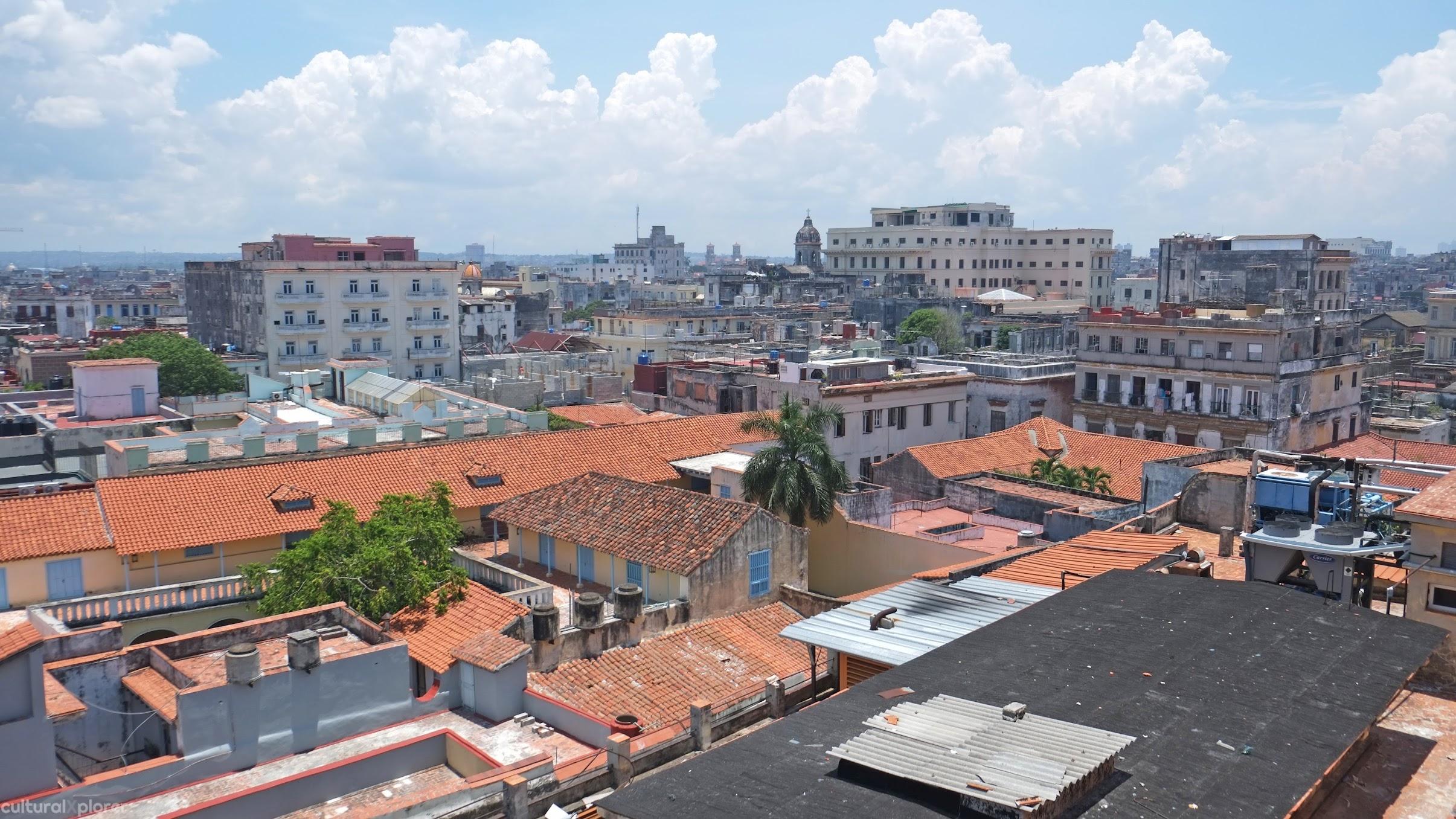 Ambos Mundos Havana