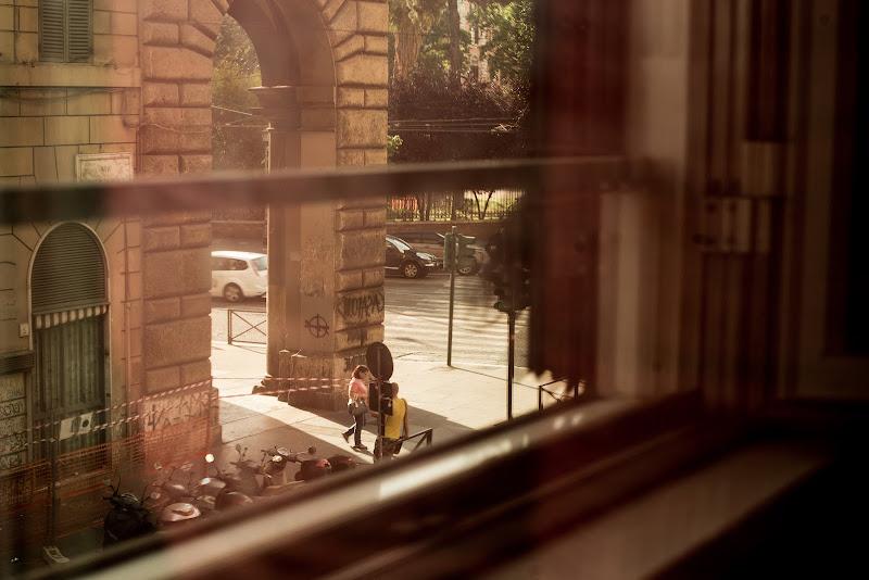 Window reflection di Matteo Quitadamo