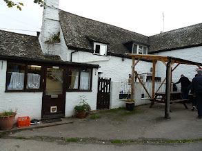 Photo: The Pandy Inn: a 900 year old Welsh pub.