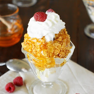 Classic Fried Ice Cream