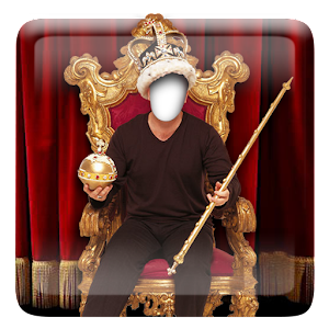 Royal Throne Photo Montage apk