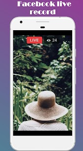 Live recorder – live video  screen record App Download For Android 7
