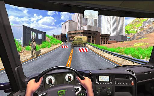 Mountain Truck Simulator: Truck Games 2020 apktram screenshots 5