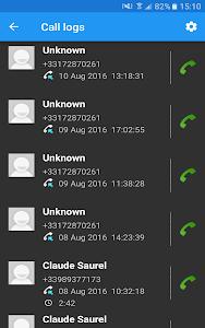 Rotary Dialer Pro screenshot 13