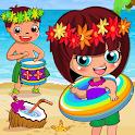 Mini Town: Beach icon