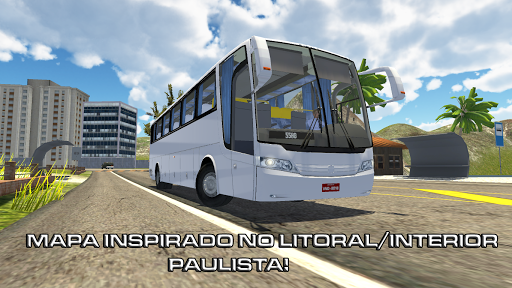Proton Bus Simulator Road  captures d'écran 1