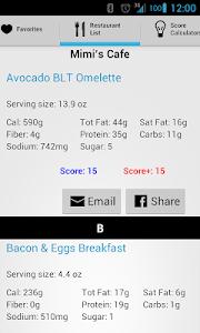 NutriScore2Go screenshot 5
