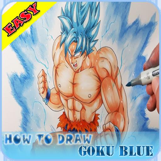 App Insights How To Draw Goku Super Saiyan Blue Ez Apptopia