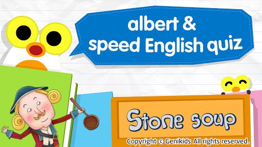Speed Quiz 9 English