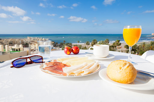Desayuno - Hotel Ibersol Alay