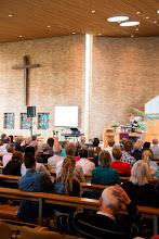Photo: Doopdienst 21 juni 2015 (c) Wout Buitenhuis