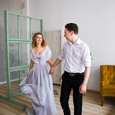 Wedding photographer Olga Aleksina (AleksinaOlga). Photo of 17.07.2017