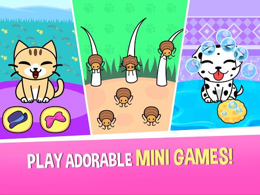 My Virtual Pet Shop - Cute Animal Care Game 1.10 screenshots 13