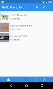 Radio Puerto Rico Free Online - Fm stations - náhled