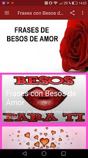 Frases Con Besos De Amor Aplicacions A Google Play