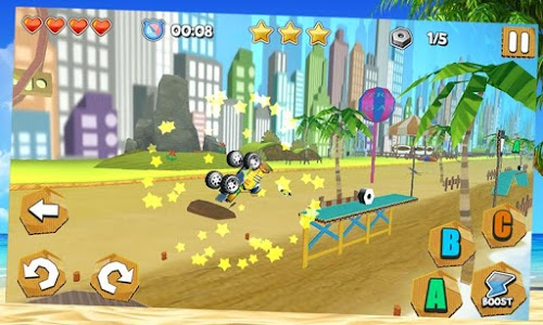 Buggy Car Stunts 3D: Race fun! v1.2 [Mod Money]