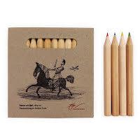Färgpennor med Zorns barnteckning