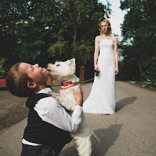 Wedding photographer Dashenka Kovaleva (darinamalina). Photo of 25.11.2014
