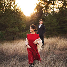 Wedding photographer Oksana Bilichenko (bili4enko). Photo of 22.10.2016