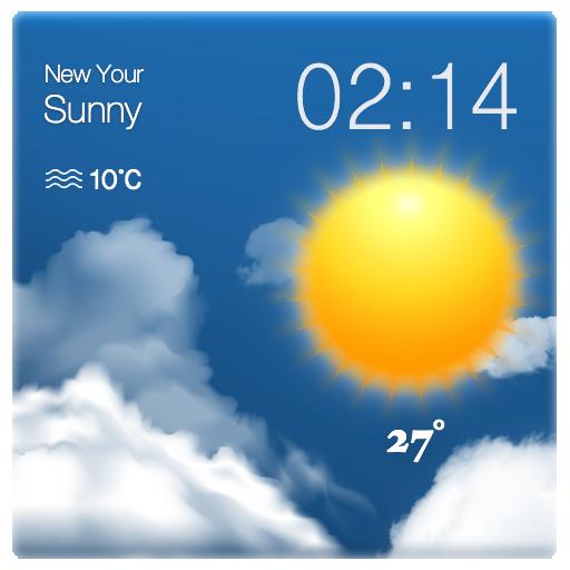 한국 날씨 지금 7 일 일기 예보 (강수와 대기 질) 天氣 App LOGO-硬是要APP
