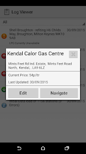 FillLPG - LPG  Station Finder- screenshot thumbnail