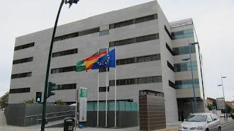 Ciudad de la Justicia de Almería.