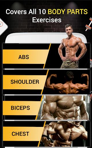 Pro Gym Workout (Gym Workouts & Fitness) 5.4 Screenshots 10
