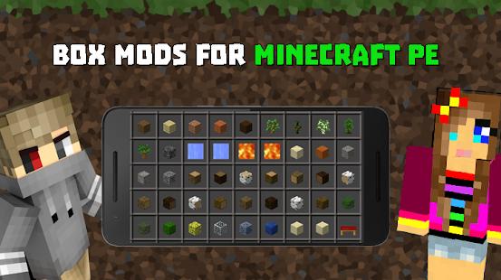 Box mod for Minecraft 2017 - náhled