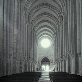 Batalha  by Annette Flottwell - Buildings & Architecture Places of Worship ( divine, arches, arcos, cathedral, gothisc, batalha,  )