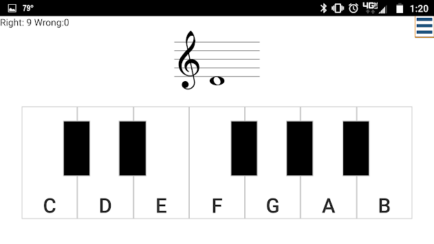 Free Music Flash Cards apk screenshot