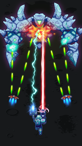 Space Gunner - Galaxy Shooter painmod.com screenshots 17