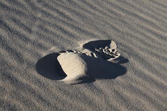 Photo: We always leave something behind
