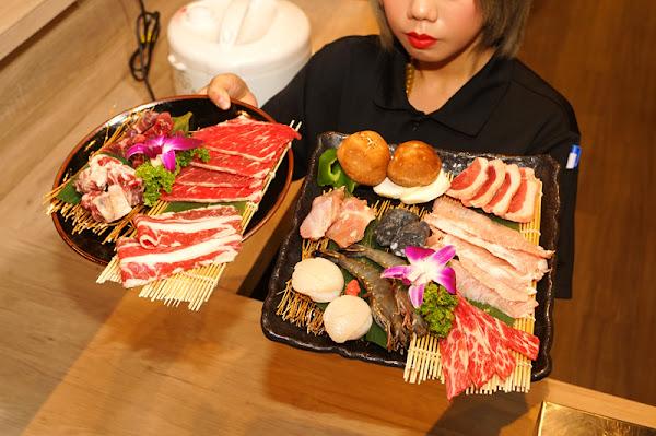 初云 職人燒肉 | 打卡送 角切肉 或 豬五花 | 單人頂級精選套餐 讓你獨自用餐也能享盡美味 | 職人的燒肉 讓你不必親自動手
