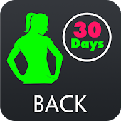 30 Day Back Fitness Challenges