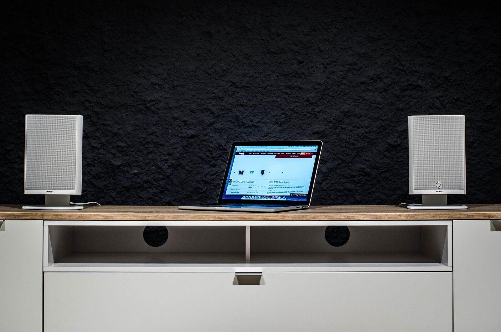Loa vi tính ( máy tính) Jamo p345