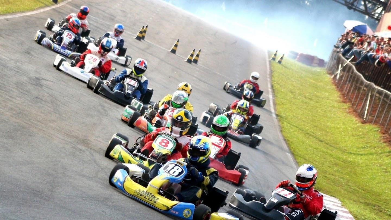 Watch American E-Kart Championship: Anyone's Race live