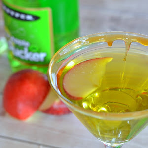 Caramel Apple Martini Recipe A Sweet Treat for Grownups!