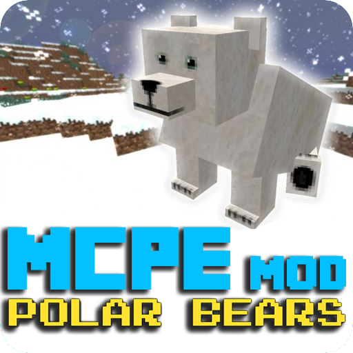 tame polar bear minecraft