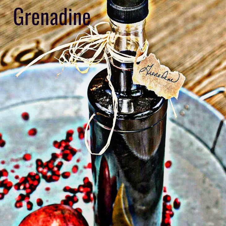 Homemade Grenadine Recipe