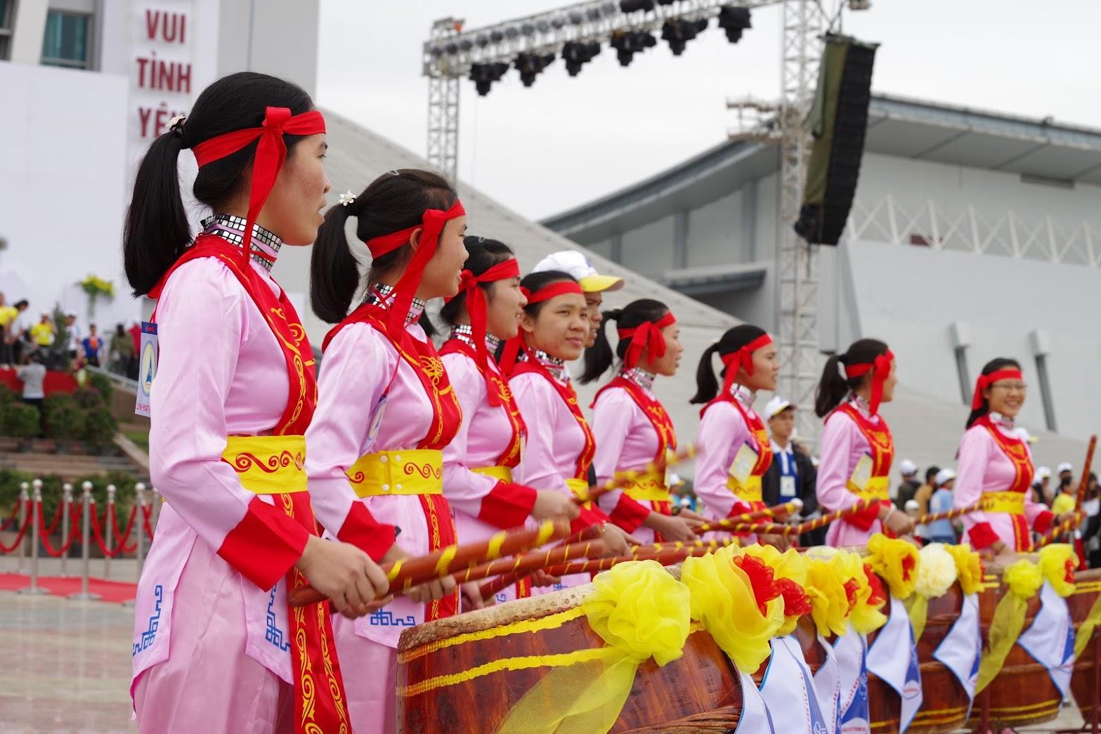 Những hình ảnh đẹp về lễ khai mạc Đại Hội Giới Trẻ giáo tỉnh Hà Nội lần thứ XV tại Thanh Hóa - Ảnh minh hoạ 2