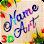 3D Name Art Photo Editor - Focus n Filters