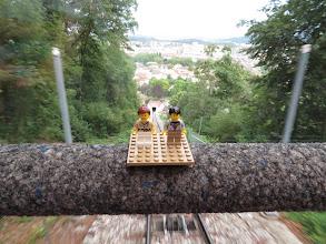 Photo: Biel/Bienne–Magglingen/Macolin funicular