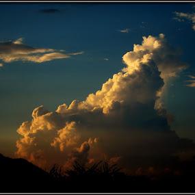 by Varun Jain - Landscapes Cloud Formations