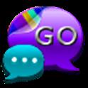 GO SMS Pro Purple Kush Theme icon