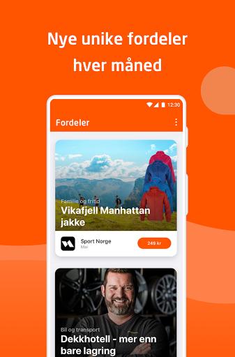 Fjordkraft screenshot 4